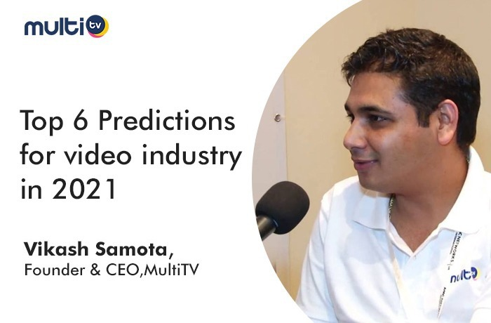 Top 6 Predictions for video industry in 2021