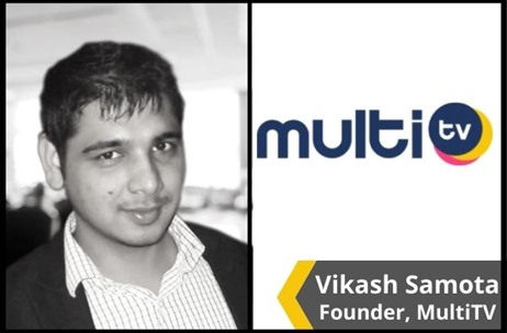 We are the Leaders in Virtual and Hybrid Events Space: Vikash Samota, MultiTV